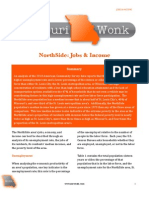 NorthSide Regeneration Project white paper - Jobs and Income, by Missouri Wonk