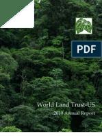 World Land Trust U.S. 2010 Annual-Report