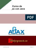 Curso Ajax con Java