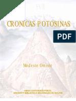 CRONICAS POTOSINAS