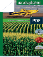 Aerial Applicators Manual
