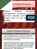 khatam al-quran