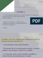 PSICOLOGIA GENETICA