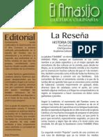 El Amasijo, Edición Oct. '12