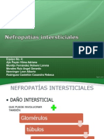 NEFROPATIAS INTERSTICIALES AGUDAS