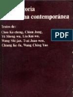 Breve historia de la china contemporánea