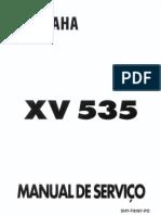 Yamaha Virago XV535 Service Manual