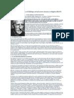Ideas Teilhard de Chardin