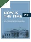 White House plan on gun control