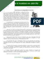 A IMPORTÃ'NCIA DO PENSAMENTO POSITIVO - 09 de abril de 2011