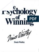 P.O.W. - The Psychology of Winning