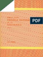 Pujol, Emilio (1886-1980)_Escuela Razonada de La Guitara (Libro 3)