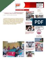 07-01-13 Periodico Express de Nayarit - Presupuesto 2013 trae millonaria inversión en carreteras, campo y turismo