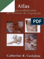 atlas netter de procedimientos de urgencias