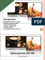 proyecto coffe- juicce