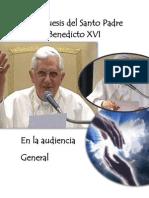 Catequesis Semanal del Santo Padre