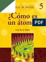 Como es el atomo