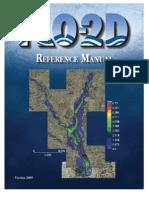 Flow-2D de Referencia Manual 2009