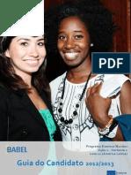 projeto mobilidade academica