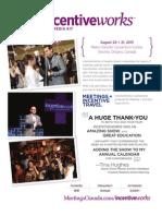 IncentiveWorks Media Kit 2013