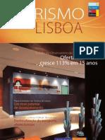 Análise ao turismo em Lisboa