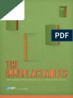 TNTP's The Irreplaceables Report 2012