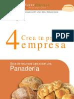 Guia para abrir una panaderia