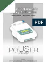 Manual Pouser 3Mhz