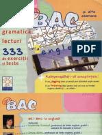 BAC engleza