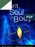 104736186 Spirit Soul Body Andrew Wommack