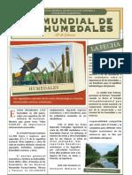 Humedales Ramsar en el Perú