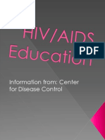 HIV booklet