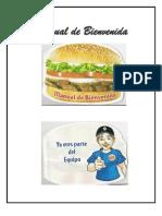 70654756 Manual Burger King
