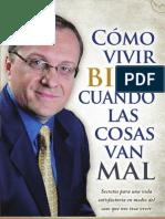 COMO VIVIR BIEN CUANDO LAS COSAS VAN MAL
