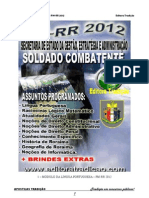 01 -PORTUGUÊS - PM-RR 2012