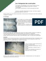 Patologia em construções civis
