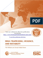 DRUG TRAFFICKING, VIOLENCE,