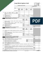 IRS Publication Form 8909