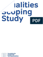 equalities-scoping-study