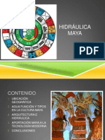 ingenieria hidraulica de los mayas