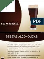 bebidas alcohólicas, alcoholes