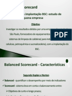 Balanced Scorecard - Slides