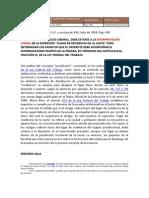 EJEMPLOS DE METODOS DE INTERPRETACION