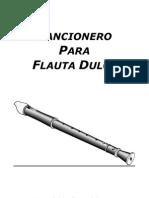 Cancionero Flauta Dulce