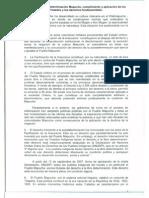 Pacto por la autodeterminación mapuche