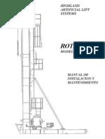 manual rotaflex 900