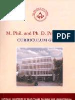 curriculum guide