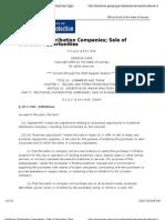 Multilevel Distribution Companies (Georgia)