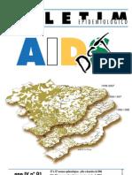 Boletim 2007 AIDS Brasil