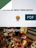 2013 SNS Trend Report